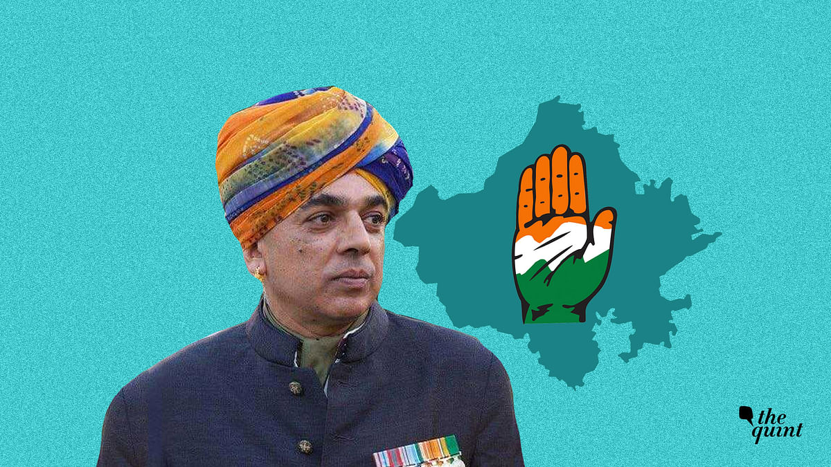 Rajasthan Polls: What Manvendra's Move to Congress Means for BJP