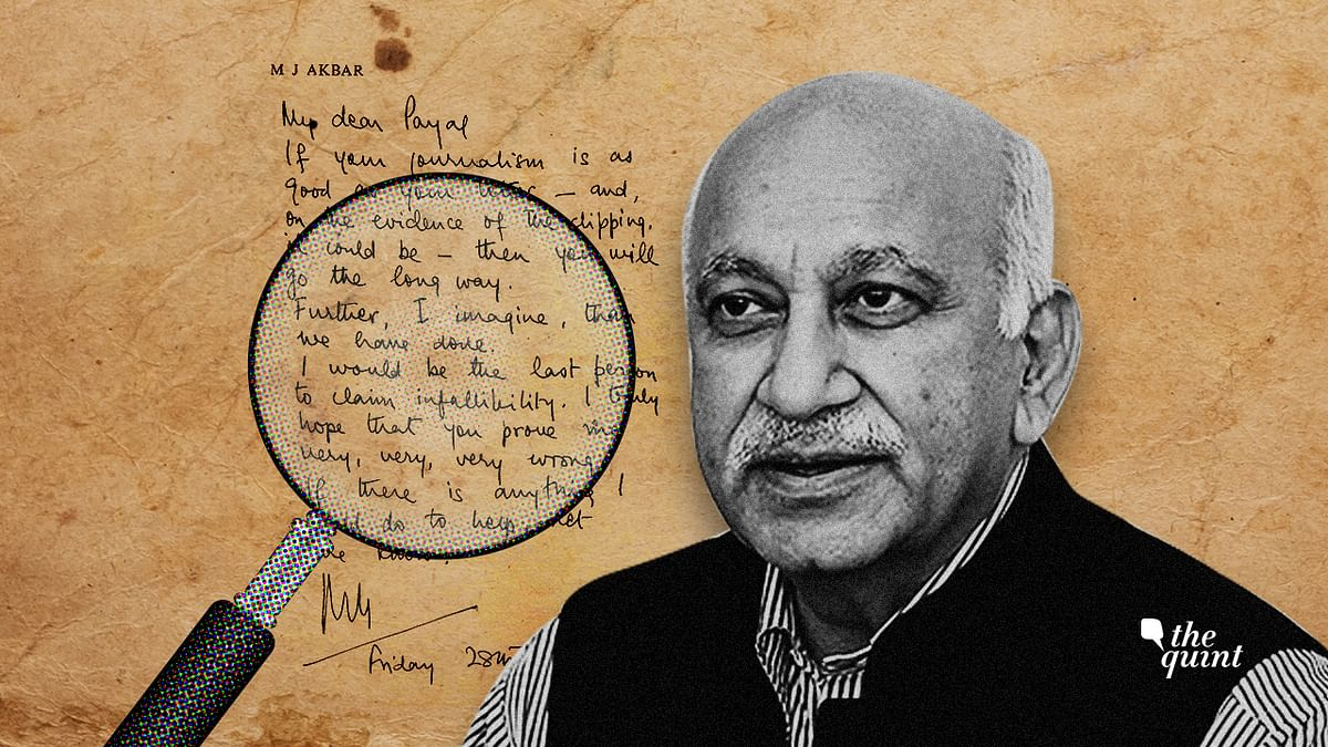 My MJ Akbar Story From 1980s Is Of Rejections & Defamation Suits