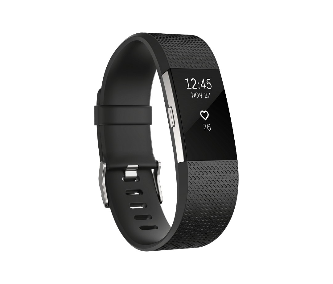 The Fitbit Charge 2 comes with water & dust resistance.