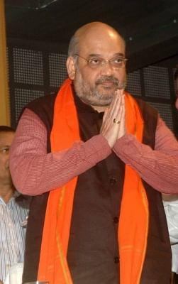 BJP president Amit Shah. (File Photo: IANS)