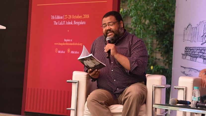 South African poet Athol Williams