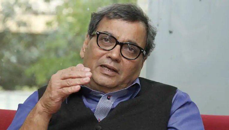 Filmmaker Subhash Ghai.