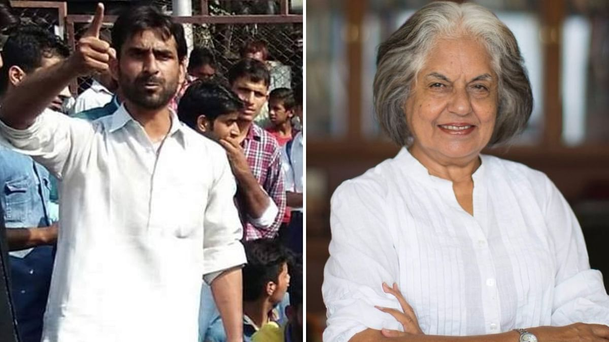 After accusations of rape were levelled against him, lawyer Indira Jaising who represented Kathua anti-rape activist Talib Hussain in his fight for justice against alleged custodial torture, has said that she will no longer represent him.