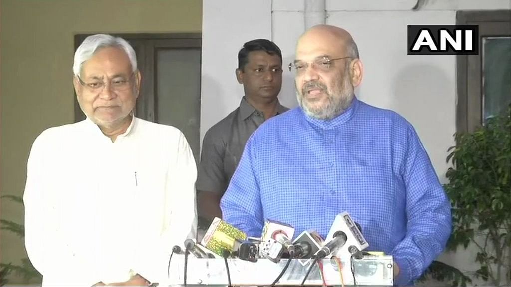 BJP, JD(U) Will Contest Equal Seats in Bihar in 2019: Amit Shah