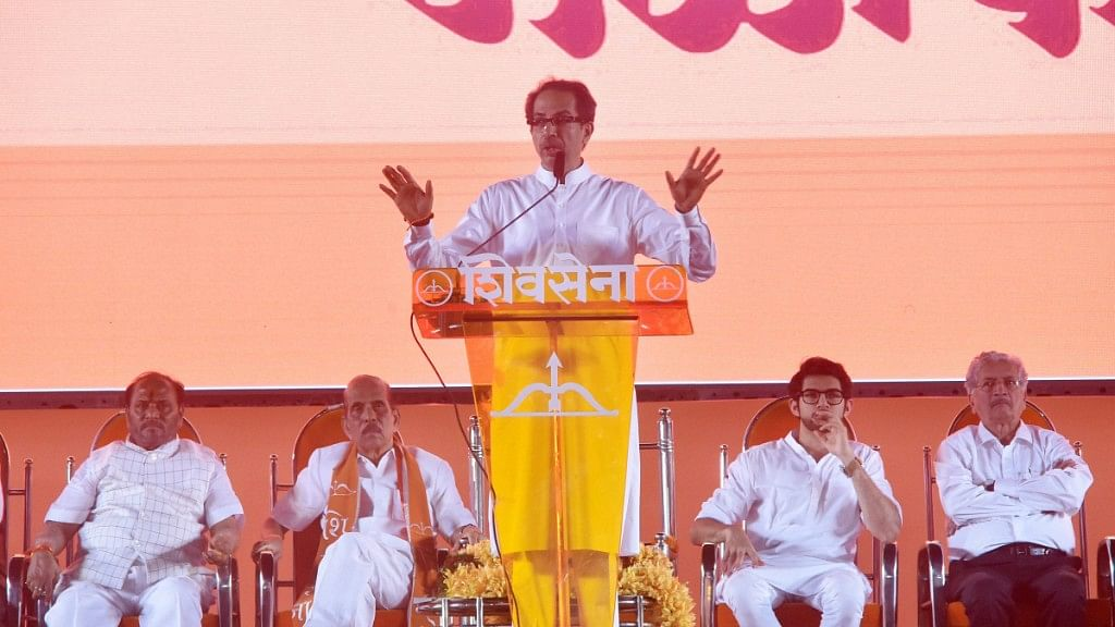 Shiv Sena Dussehra Rally: Uddhav Rules Out Alliance With BJP