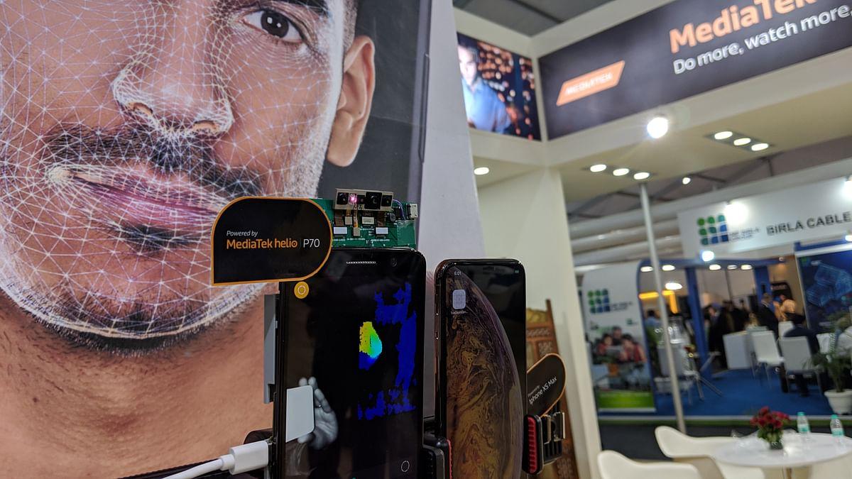 Face lock feature comes to Mediatek P70 processor.