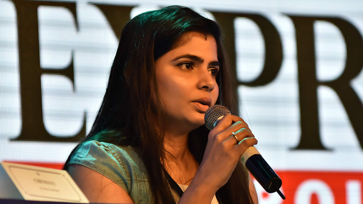 Chinmayi's tweets against Vairamuthu were thought to be the beginning of a MeToo movement in Tamil cinema.