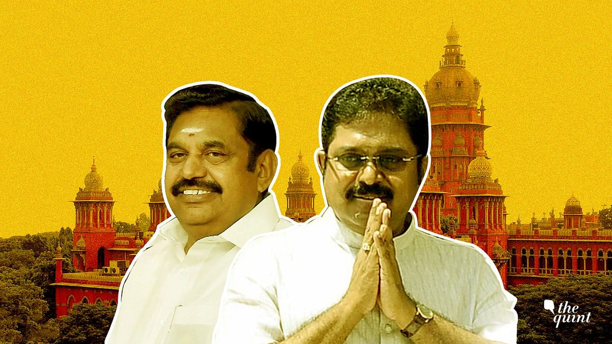 18 MLAs Disqualified: Will Dhinakaran Succeed in Test Against EPS?