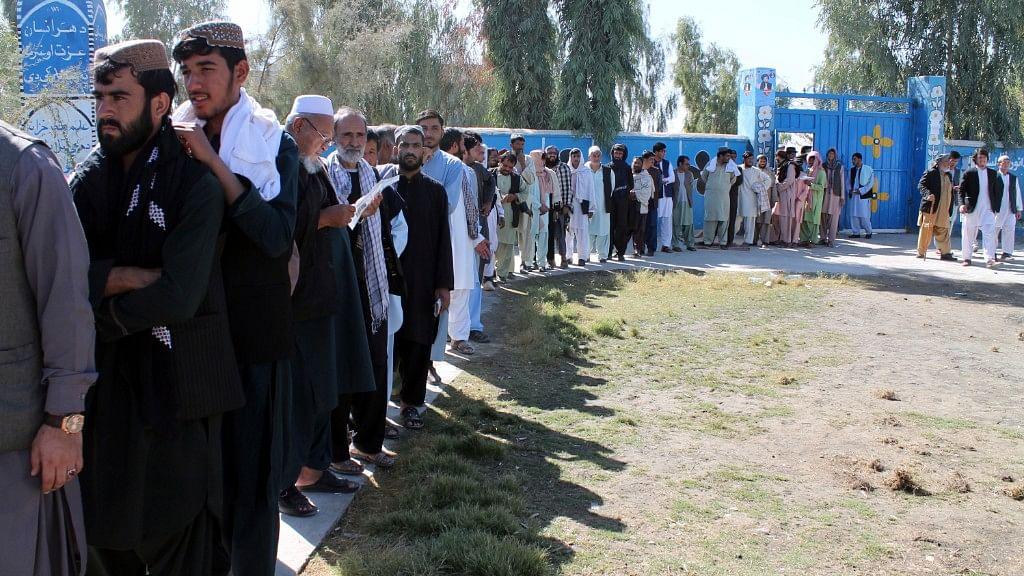 More Than 130 Afghans Killed or Injured as Violence Rocks Polls