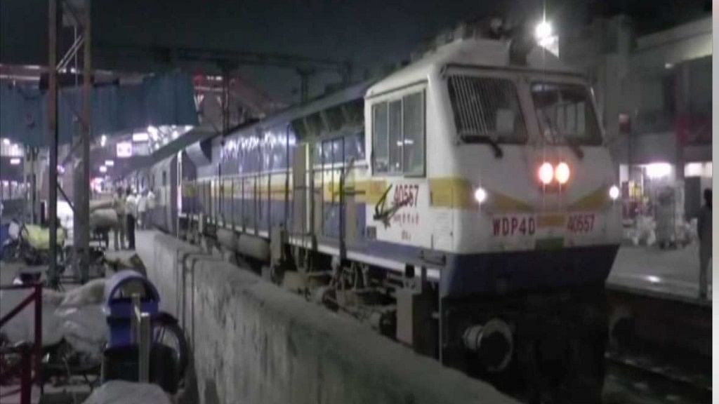 Punjab Police officials said that the DMU (diesel multiple unit) driver had been detained at the Ludhiana railway station.