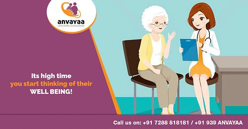 Anvayaa means family in Sanskrit.
