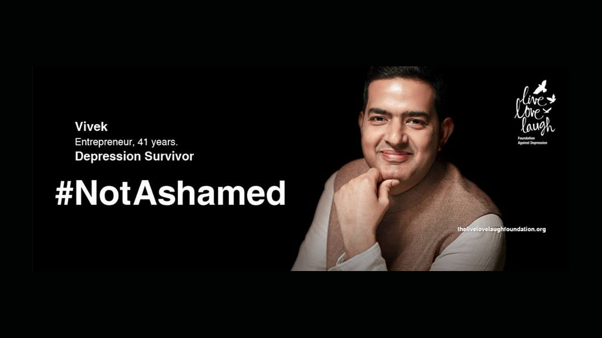 #NotAshamed: This World Mental Health Day, Share Your Story
