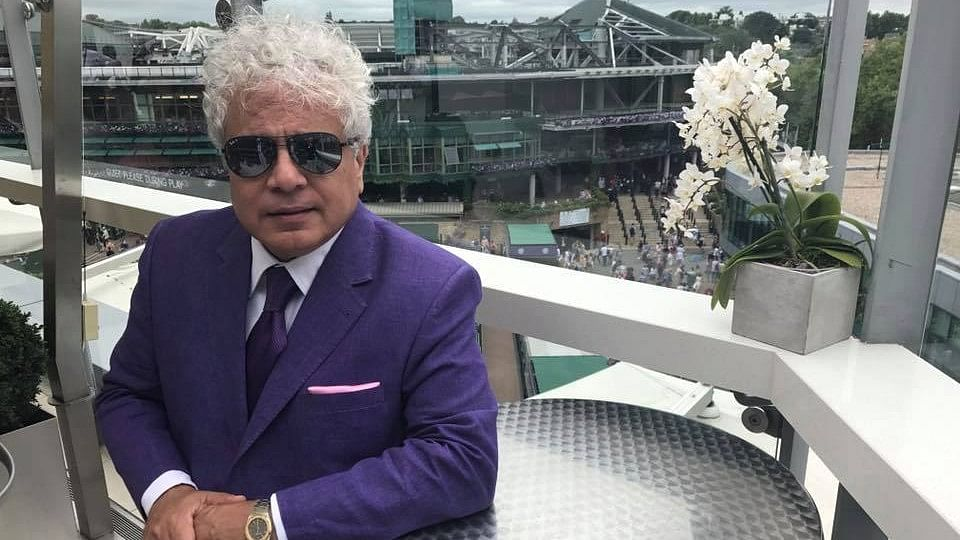 Author and socialite Suhel Seth has been accused of sexual assault.
