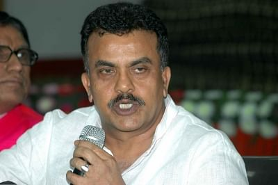 Congress leader Sanjay Nirupam. (Photo: IANS)
