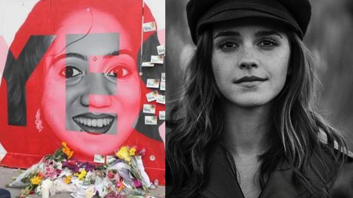 Emma Watson Pays 'Deepest Respect' to Savita Halappanavar