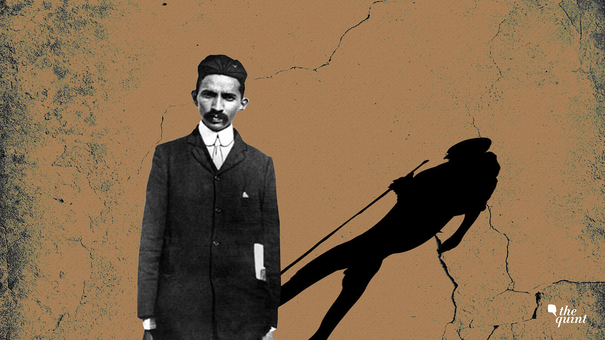 Fan of Western Wear to Half-Clad Fakir: The Man that Gandhi Was