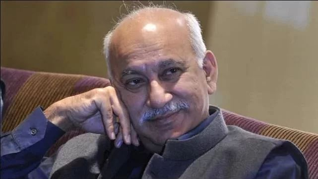 Maybe MJ Akbar Didn't Harass Me Years Ago. Maybe I Imagined it All