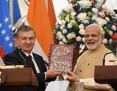 India, Uzbekistan set $1-bn trade target, to cooperate on counter-terror