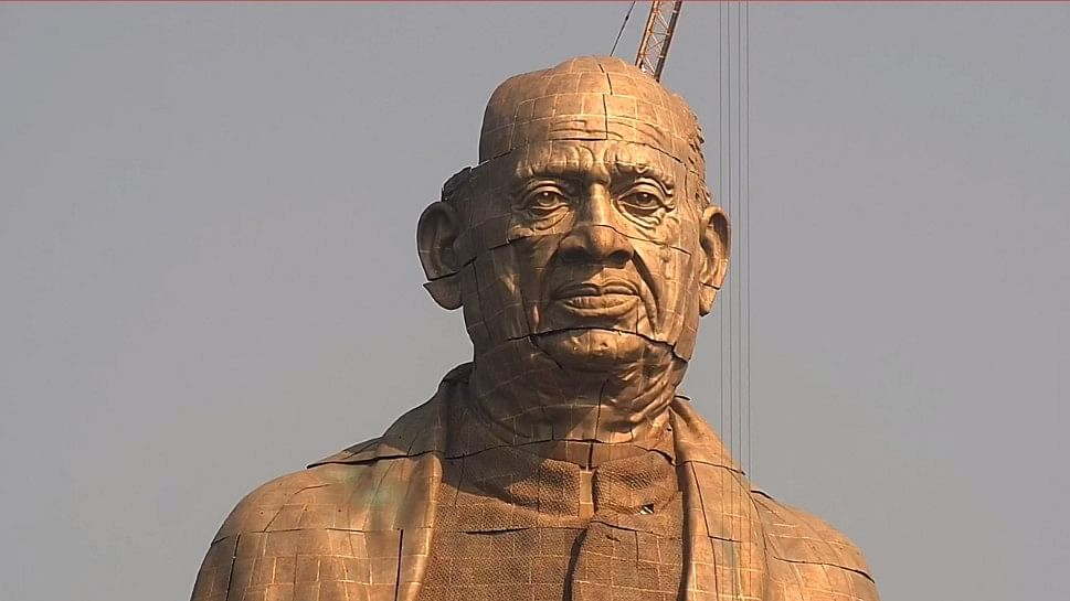 Local Adivasis Call Statue of Unity 'Publicity Stunt' Before Polls