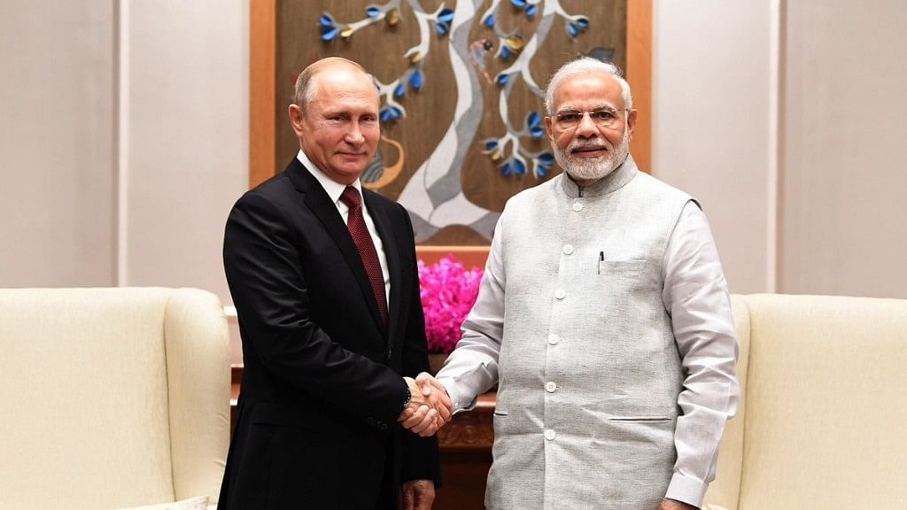 'Excellent Conversation': PM Modi Thanks Putin for Help Amid COVID