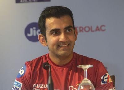Gambhir Faces Flak For Commentating During India Vs Pakistan Match