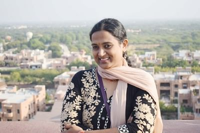 What a woman! She battled personal odds to become crusader against child marriages