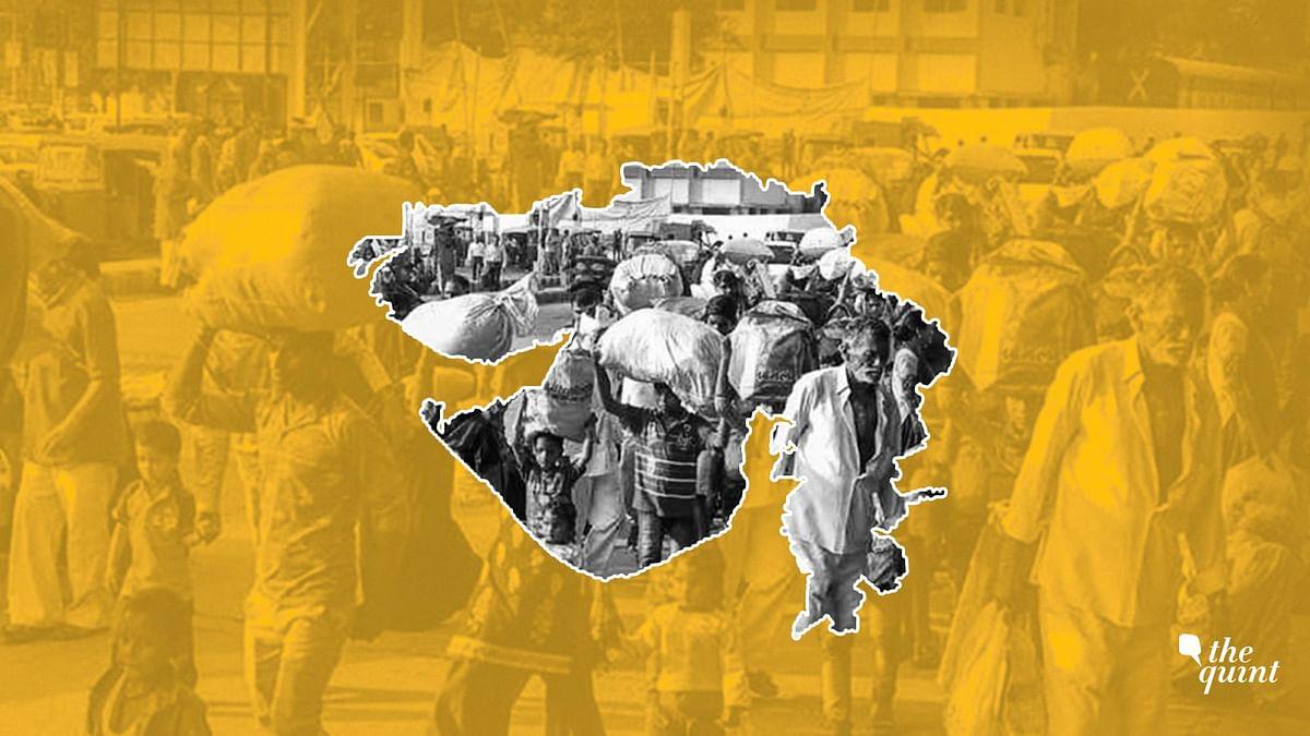 Migrant Workers Flee 'Vibrant' Gujarat: BJP's Flawed Model Exposed