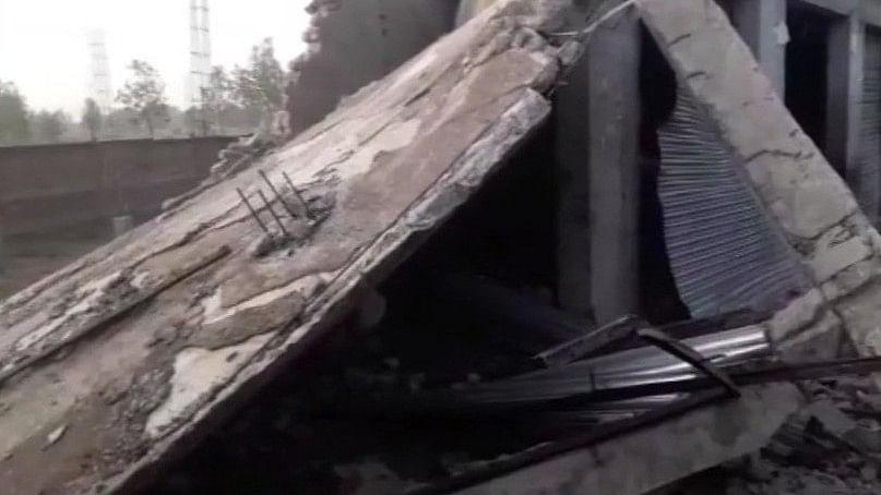 8 Dead, 3 Injured in Firecracker Factory Explosion in UP