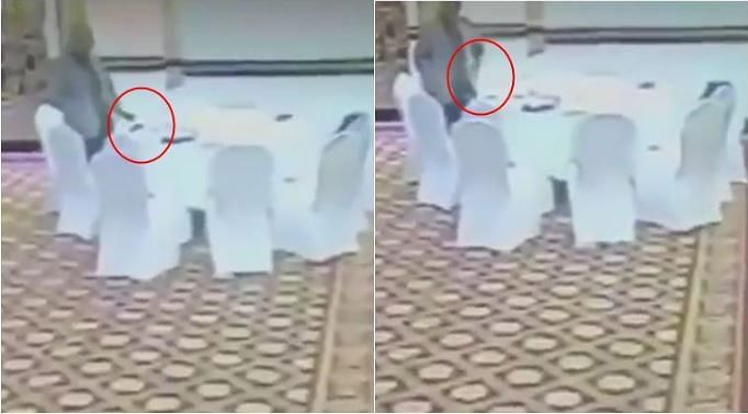 Pak Official Caught Stealing On CCTV; Twitter Rages Over Incident