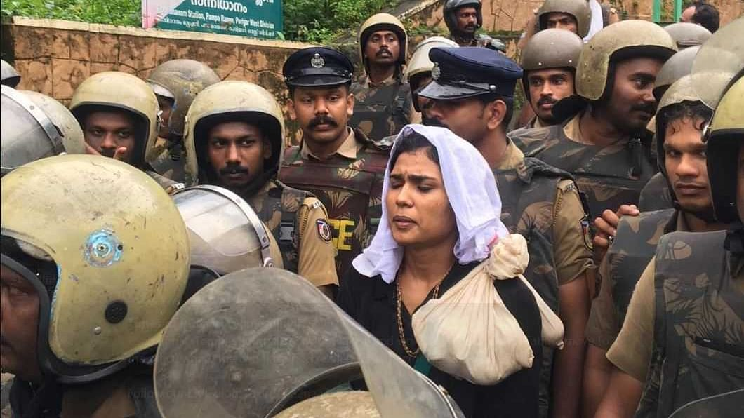 Rehana Fathima – Activist Who Defied Opposers With Sabarimala Trek