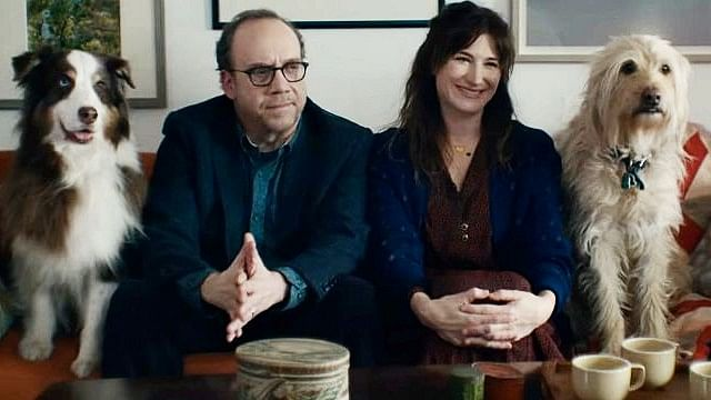 Private Life stars Kathryn Hahn and Paul Giamatti.
