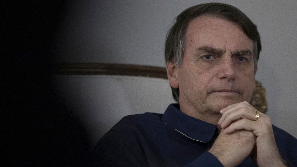 Brazil Prez Bolsonaro Contracts COVID;  PM Wishes Speedy Recovery