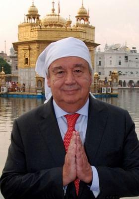 United Nations Secretary-General Antonio Guterres. (File Photo: IANS)