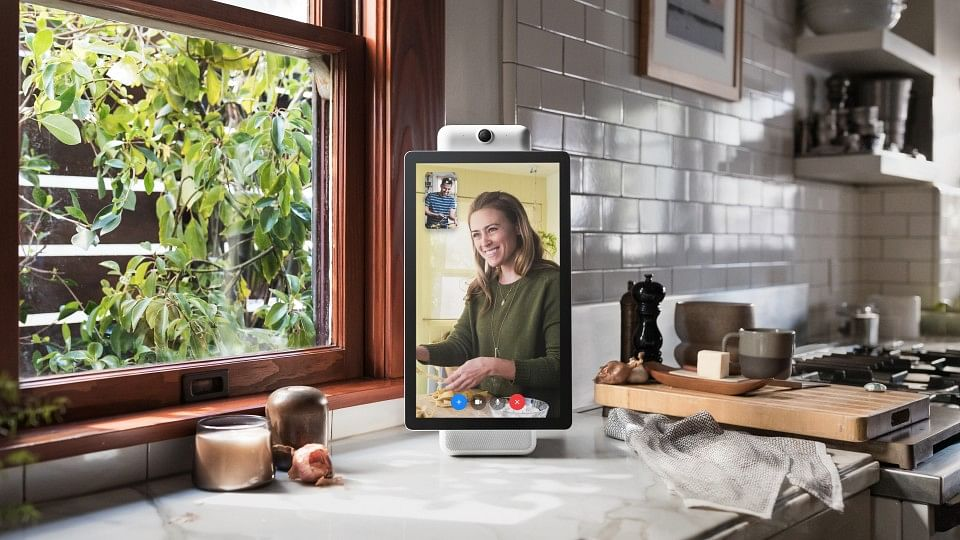 Facebook Has Launched Portal — First Video Chat Device with Alexa