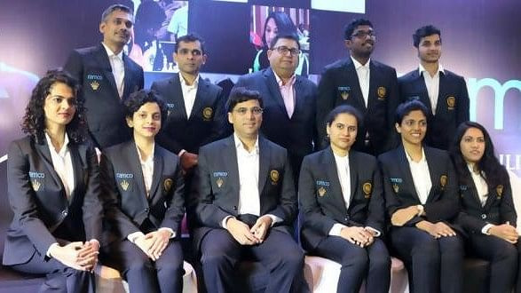 Indian Men Beat Holland, Women Defeat Peru at 43rd Chess Olympiad