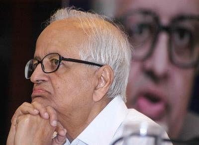Bimal Jalan, a former RBI Governor. (Photo: IANS)