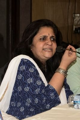 Teesta Setalvad said they hope the courts will take cognisance of what was happening and act.