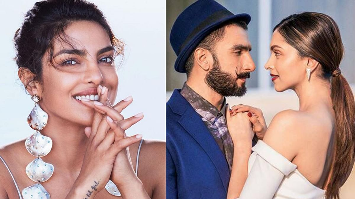 Priyanka Chopra Has the Sweetest Message for Ranveer and Deepika