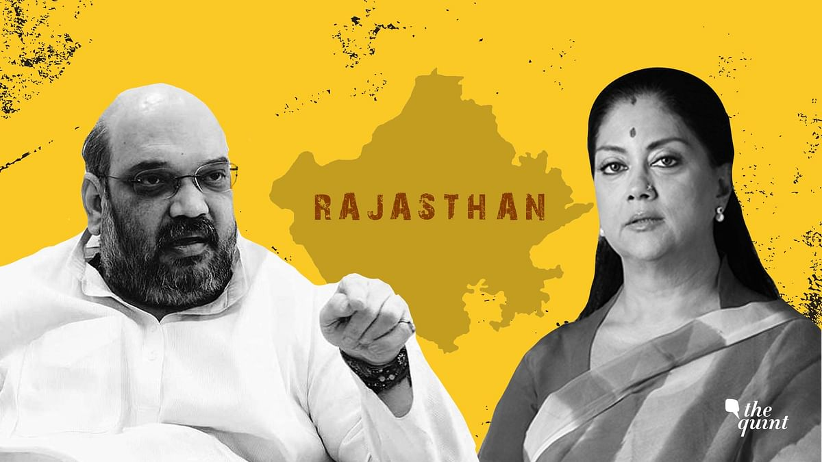 Rajasthan Assembly Polls: Will Defiant Raje Be Able to Hold Fort?