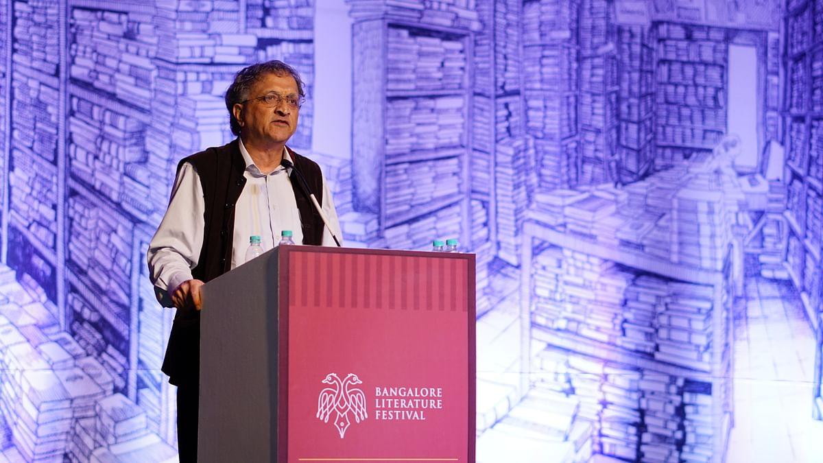 Ramachandra Guha.