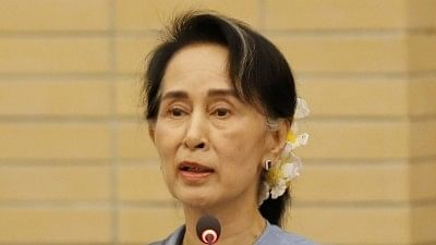 Aung San Suu Kyi's Extraordinary Fall From Grace