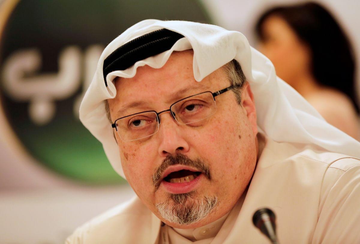 File Photo of Jamal Khashoggi.