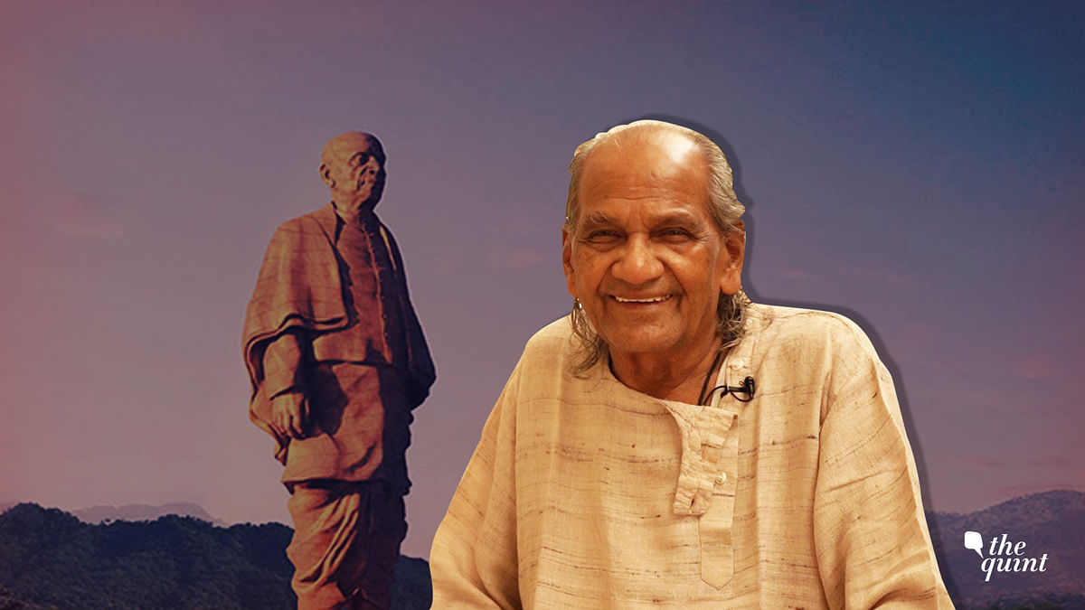 Meet the Sculptor Who Designed the Statue of Unity