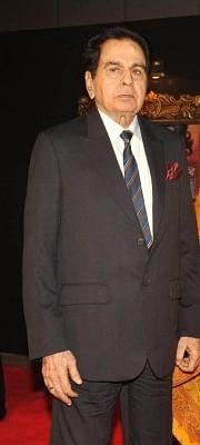 Veteran actor Dilip Kumar. (File Photo: IANS)