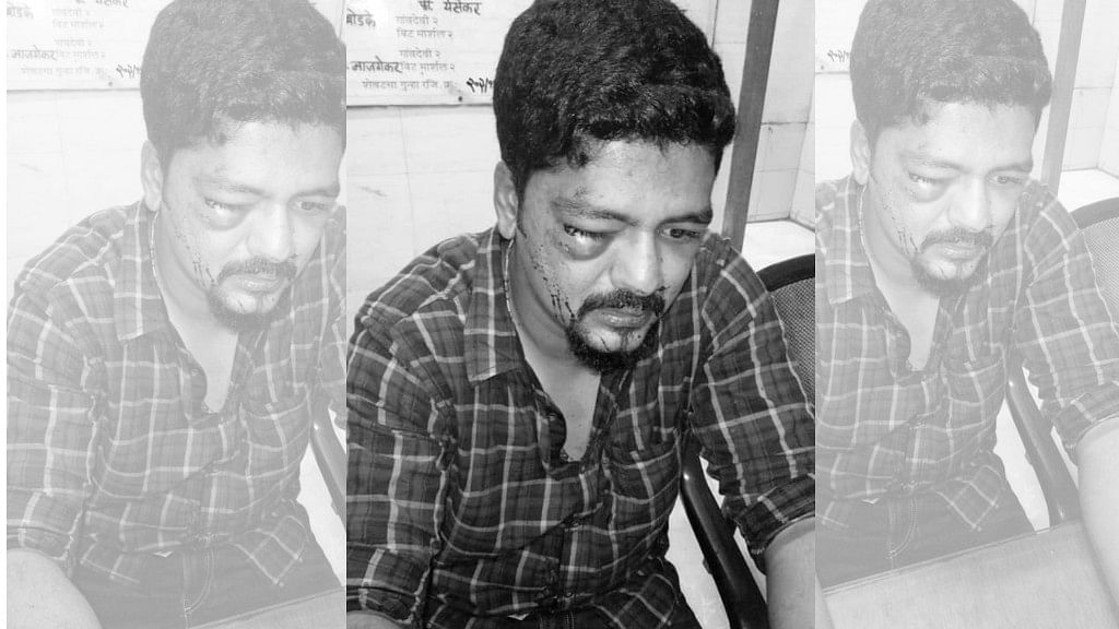 Four Held for Allegedly Attacking Times Now Journalist in Mumbai