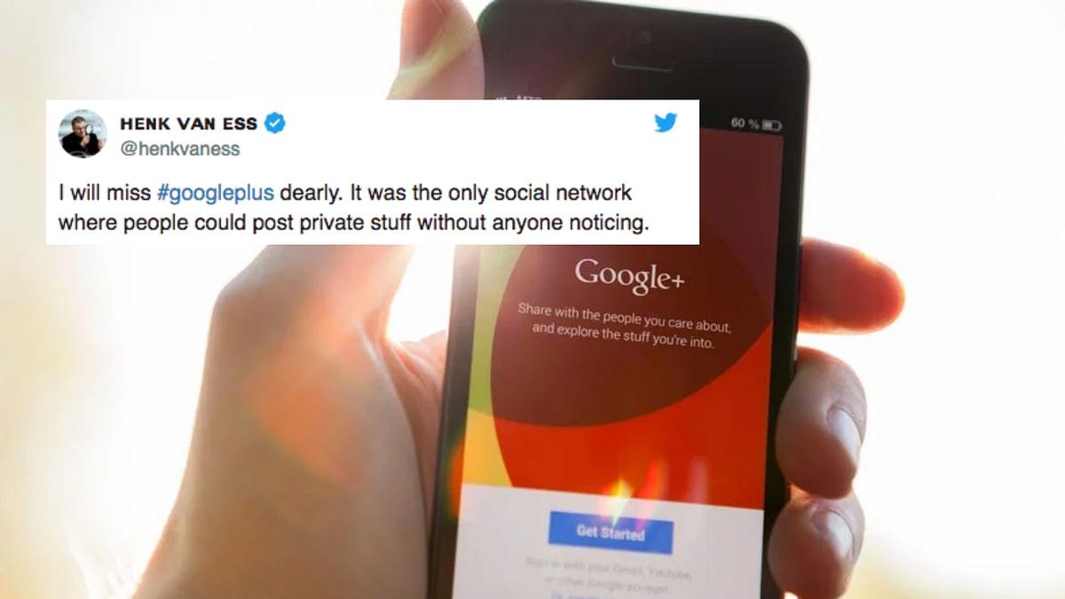 Netizens Bid Farewell to Google Plus in Hilarious Tweets