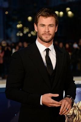 Actor Chris Hemsworth. (File Photo: IANS)