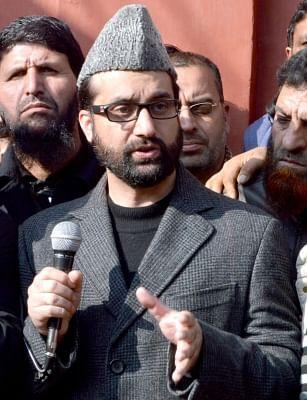 Mirwaiz Umar Farooq. (File Photo: IANS)