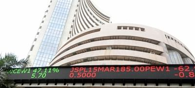 Bombay Stock Exchange. (File Photo: IANS)