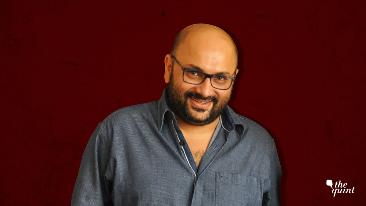 Calcutta Times editor Satadru Ojha.